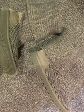 grey ugg boots size 4