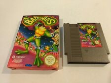 BATTLETOADS NES PAL  // Nintendo Entertainment System GAME