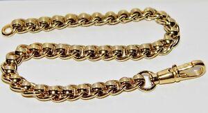 9ct Gelb Gold auf Silber Damen Rollerball Armband - 7.5 Zoll