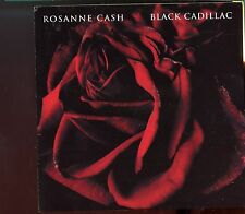 Rosanne Cash / Black Cadillac - Enhanced - MINT