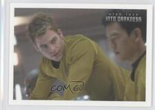 2014 Star Trek: Into Darkness #34 After the Enterprise drops out… Card 0a1