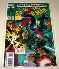 The AMAZING SPIDER-MAN # 383 Marvel Comic   Nov 1993  FN