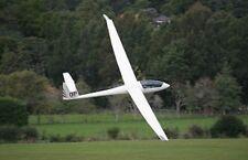 Ventus Schempp-Hirth Glider Airplane Desktop Wood Model Big New