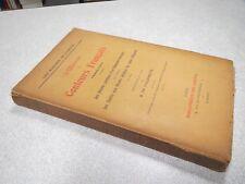CURIOSA/L'OEUVRE DES CONTEURS FRANCAIS/DE VILLENEUVE/BIBL DES CURIEUX/1922 *