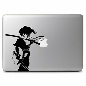 Afro Samurai Vinyl Decal Sticker for Macbook Laptop Car Window SUV Wall Room Art