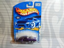 "2001 HOT WHEELS  ""FIRST EDITIONS"" #028 = EVIL TWIN = PURPLE , 0910"