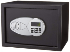Security Safe Fireproof Waterproof Box for Home Electronic Lock 0.5 Cubic Feet