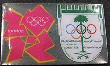 LONDON 2012 Olympic SAUDI ARABIA NOC Internal team - delegation pin