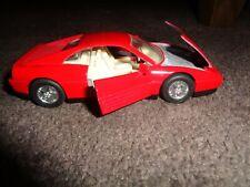 FERRARI 348TB WELLY No 9043 Toy Car Model Figure HAPPY BIDDING