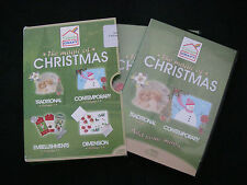 The Magic of Christmas 4 CDRom set by Create & Craft with MCS graphics programme