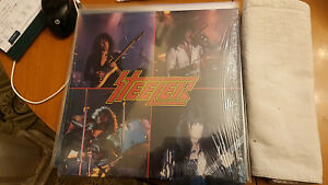 STEELER LP MALMSTEEN 1983 MADE IN USA FIRST PRESSING