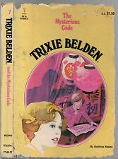 TRIXIE BELDEN AND THE MYSTERIOUS CODE #7 - KATHRYN KENNY