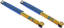 2-BILSTEIN SHOCK ABSORBERS,FRONT,1988-1997 FORD F53,B6 46MM MONOTUBE SHOCK,GAS