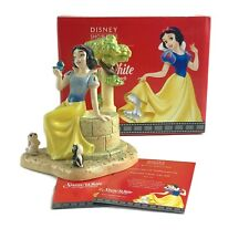 Royal Doulton Disney Showcase Snow White Fairest One Of All Wishing Well Figure