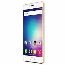 "BLU PURE XR P0030uu 5.5"" Cell Phone 64GB 16MP GSM Unlocked Dual SIM Android Gold"
