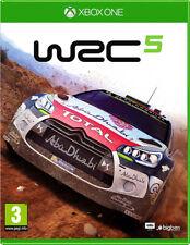 WRC 5: World Rally Championship ~ Xbox One (en très bon état)