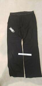 "Armani Exchange - Full length Linen Pants - 33"" waist, long - Black"