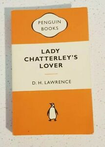 Lady Chatterley's Lover by D H Lawrence Penguin Classic Paperback Book