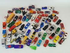+70 Hot Wheels and other assorted small cars