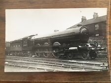 Vintage Postcard Steam Train Loco F Moores Railway Photos City Of Durham LNER