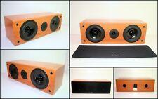 H-TECH HT-9010 3 Way Center Speaker (80W, 8 Ohms)