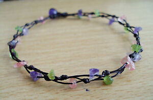 Amethyst anklets,Peridot anklets,Cherry anklets,Stone anklets,Women anklets