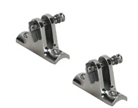 boat canopy fitting quick release pin316 ss Bimini  Marine Canopy Rail mount x2