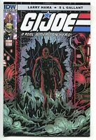G.I. GI Joe A Real American Hero 210 IDW 2015 NM Larry Hama