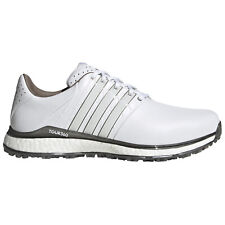 2021 adidas Mens Tour360 XT-SL 2.0 Spikeless Waterproof Golf Shoes Laces Leather