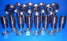 """4-Link 1-1/4 x 1"""" Bore Chromoly Rod Ends-Heim Joints(Fits 1-3/4 x.120 Tube) 1.25"""