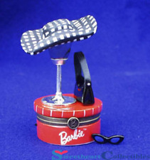 Midwest Phb Barbie Hat Porcelain Hinged Box