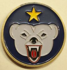 172nd Infantry Fort Wainwright Alaska Army Challenge Coin
