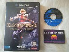Jeu Bloody Roar Primal Fury pour Gamecube GC PAL en Boite  - Floto Games