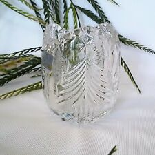 Vintage Mikasa Christmas Tree ~ Votive Candle Holder ~ W Germany ~ Excellent
