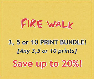 Print / Poster Bundle - BUY 3 SAVE 10%, BUY 5 SAVE 15%, BUY 10 SAVE 20%