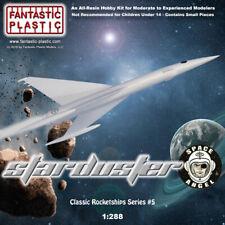 """Space Angel """"Starduster"""" 1:288 Resin Model Kit"""