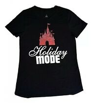 New Disney Parks Holiday Mode Tee Shirt Xl