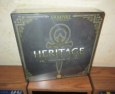 Nice Game Publishing- Vampire: The Masquerade Heritage KS Retail Edition