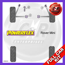 Rover Rover Mini To 1976  Powerflex Complete Bush Kit
