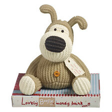 Boofle Bear Money Bank Box Gift Gifts Suitable for All Ages Male Female Savings