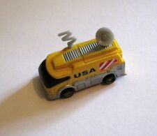 Hot Wheels Satellite Communications Van, Planet Micro, Very Unusual Truck!