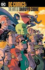 DC Comics: The Art of Darwyn Cooke Softcover Graphic Novel