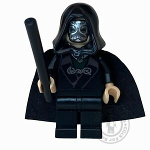 LEGO Harry Potter Minifigure Lucius Malfoy Death Eater 4736 4867 10217 - hp104