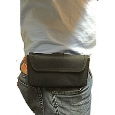IPHONE 7 and 8 PLUS Hard soft Holster No clip has beltloop.Great for Outdoors