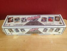 1991 Upper Deck Baseball Complete Set #1-800 Sealed ~ The Collectors Choice