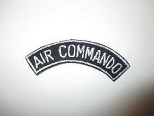 b6393 US Air Force Vietnam Gun Ship Air Commando tab IR23E