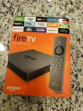 Amazon Fire Tv 2nd Generation Media Streamer 8 Gb - Black-(New Other)