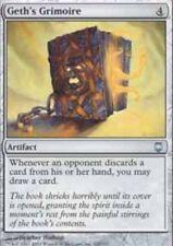 Geth's Grimoire PL Darksteel MTG Magic the Gathering Artifact English Card