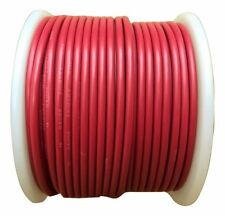 18 Gauge Primary Wire Stranded RED 100 FT