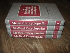 Vintage 1980 The World Book Illustrated Home Medical Encyclopedia Vol 1 2 3 & 4
